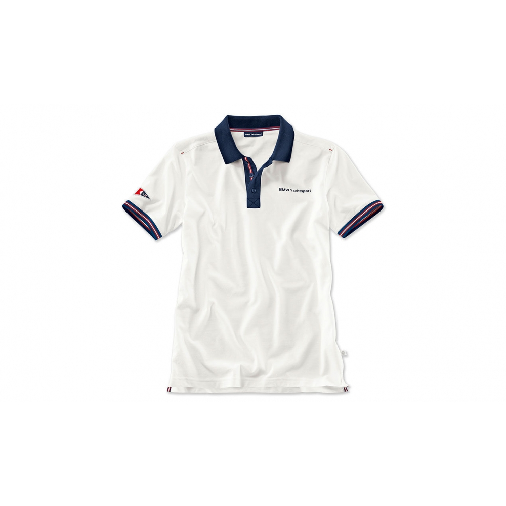 BMW Yachtsport Erkek Polo T-Shirt