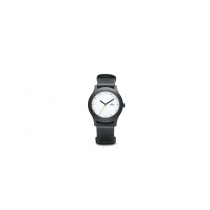 MINI Watch Black / White Dial - Kol Saati